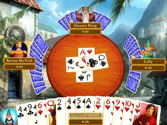 Hardwood Hearts Free screenshot