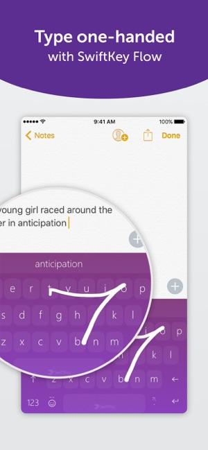 e909a4bb012 SwiftKey Keyboard on the App Store