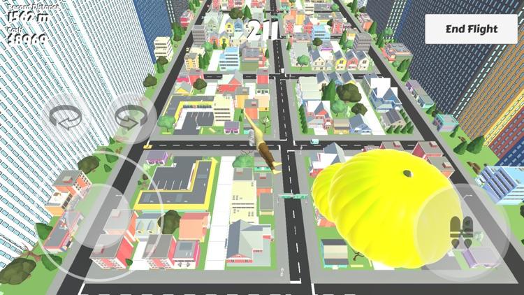 Rocket Man 3D screenshot-6