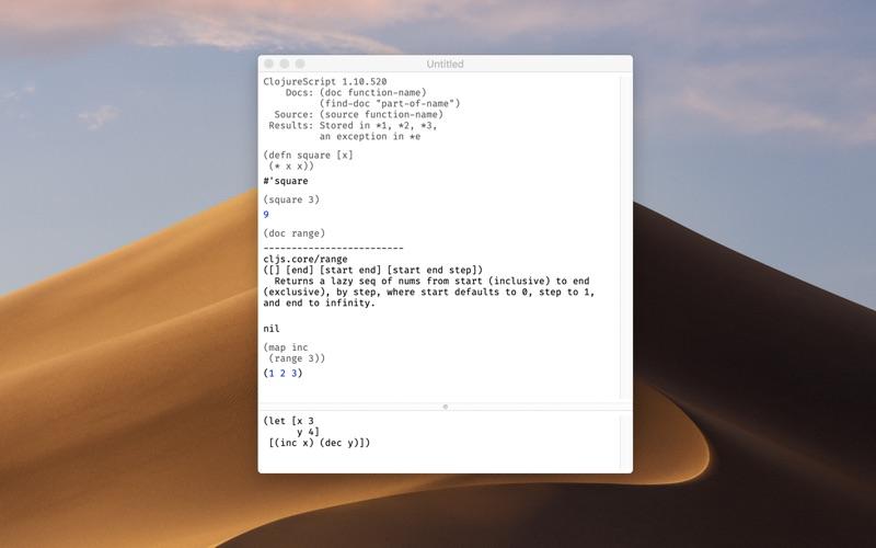 Replete REPL скриншот программы 1