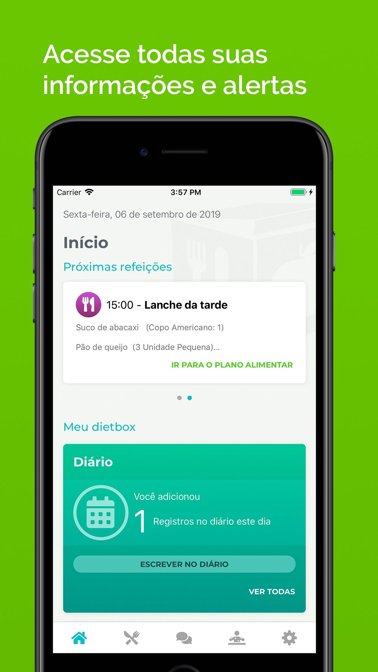 Dietbox Screenshot