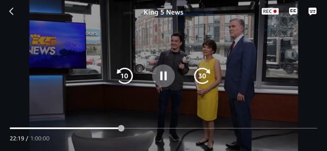 Amazon Fire TV Screenshot
