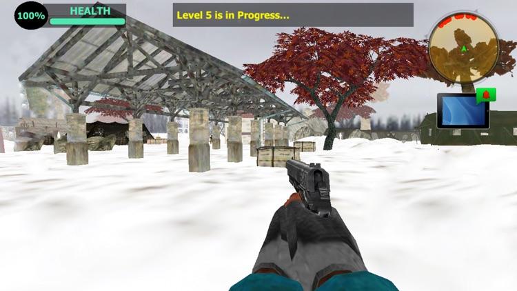 Mega Squad Shooting Game screenshot-5