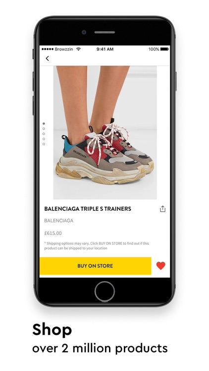 Browzzin - Social Fashion Shop screenshot-4