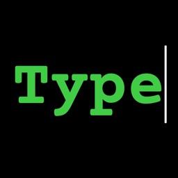 Typewriter: Typing Video Maker
