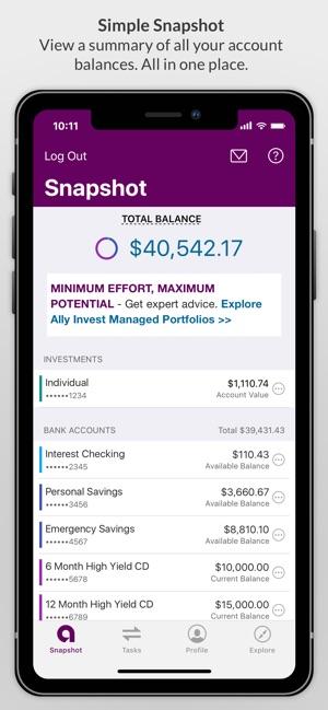 Ally Mobile en App Store