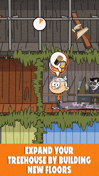 Loud House: Ultimate Treehouse screenshot-4