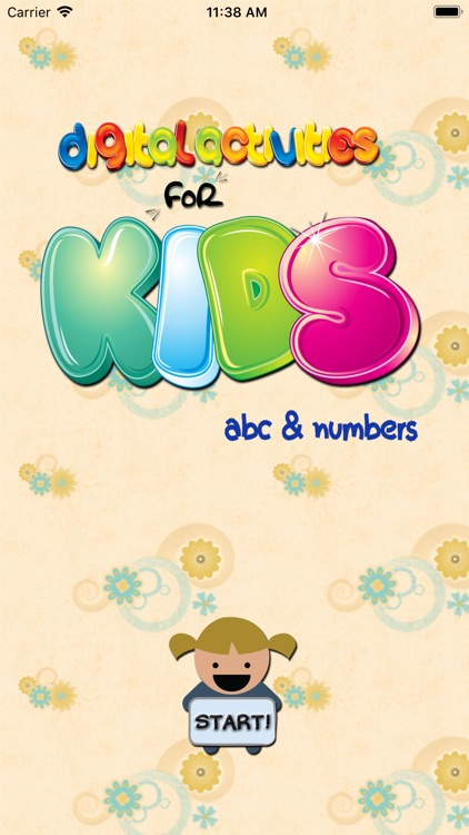 Alphabet & Numbers screenshot-0