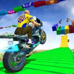Stunt Bike Rider: Racing Game