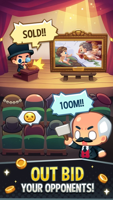 Art Inc. - Collection Clicker screenshot 1