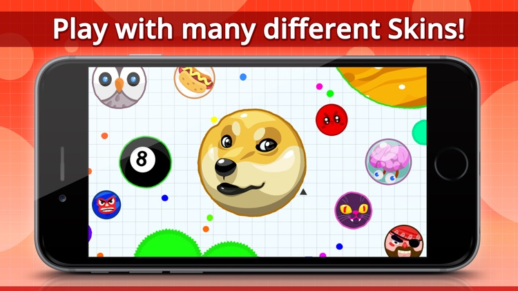 Agar.io screenshot-4