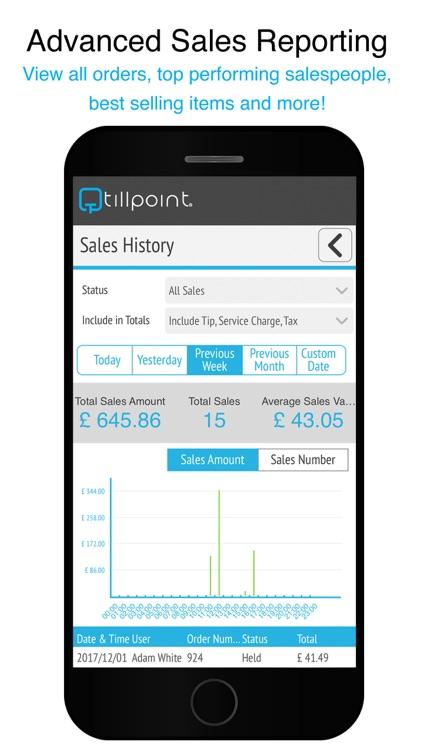 Tillpoint Point of Sale (POS)