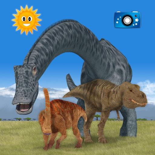 みんな見つけて:恐竜と先史時代の動物