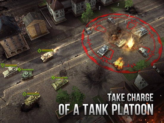 Armor Age: Tank Wars screenshot 8