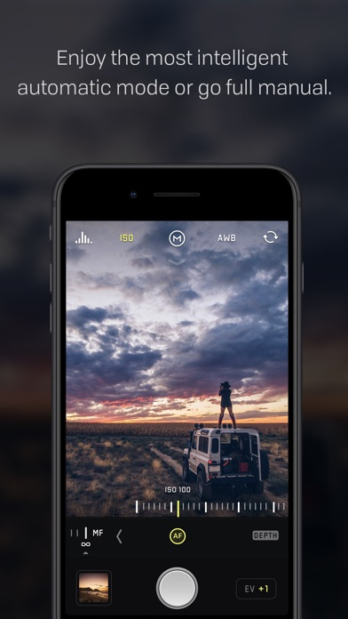 Halide Camera Screenshots