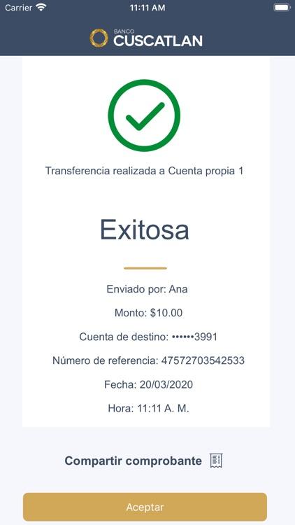 Banco Cuscatlan SV screenshot-6