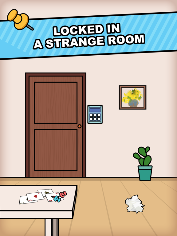 Escape Room: Mystery Word screenshot
