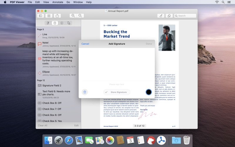 PDF Viewer - Annotation Expert for Mac