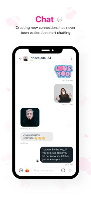 Top sociala dating apps för iPhone