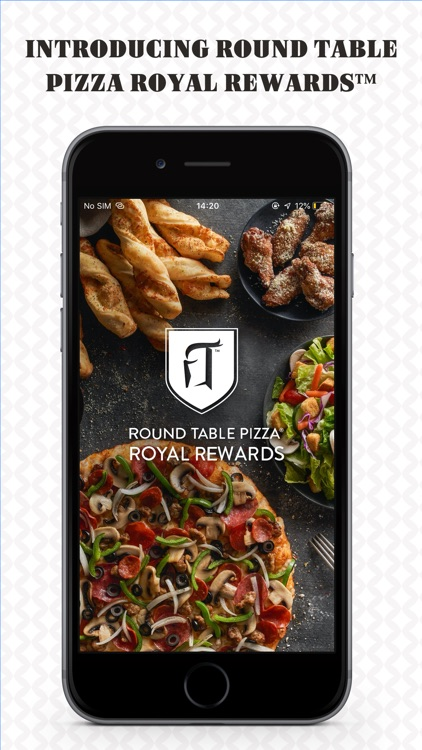 Round Table Pizza Rewards