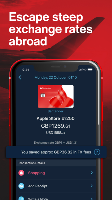 Curve - All Your Cards In One screenshot
