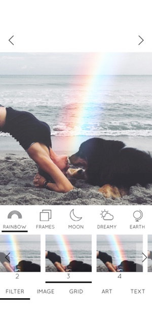 Rainbow Love Screenshot