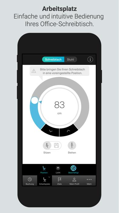 YOYO smart ergonomicsScreenshot von 3