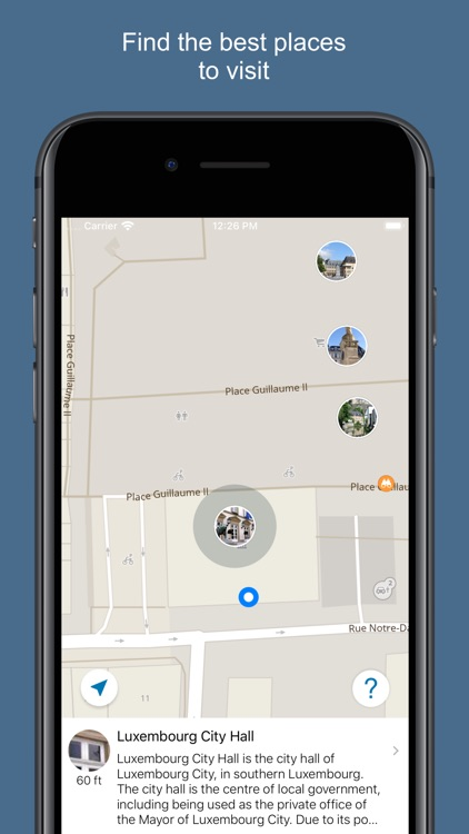 Luxembourg 2020 — offline map screenshot-3