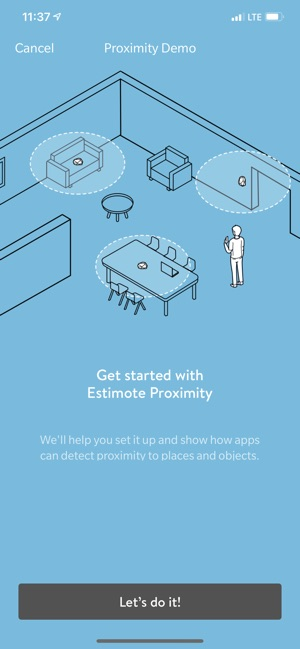 Estimote on the App Store