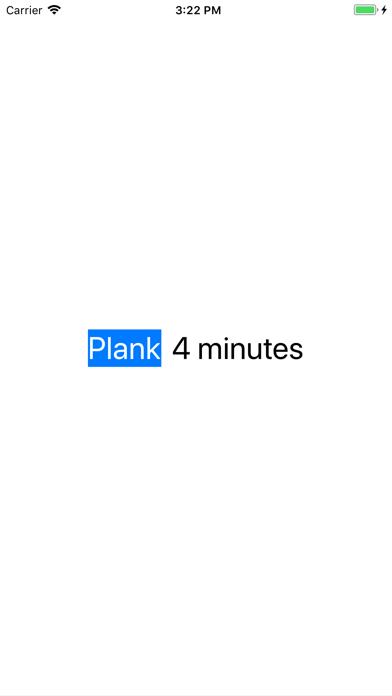 Plank challenge 4 minutesのおすすめ画像7