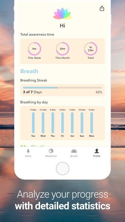 Green — Focus & Meditate screenshot-3