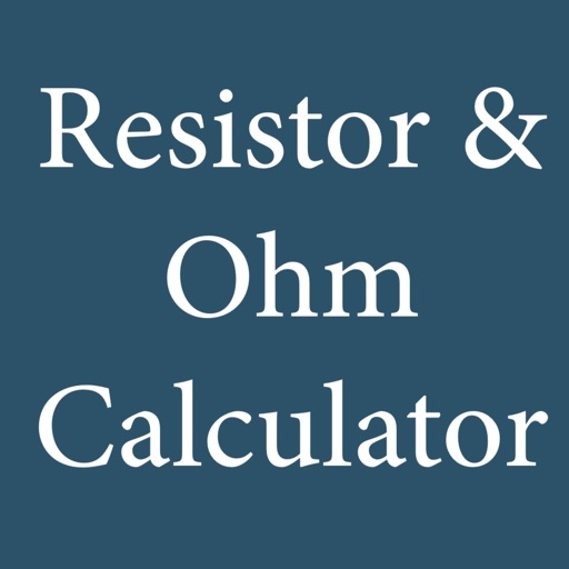 Resistor and Ohm Calculator