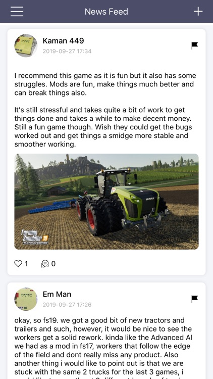 GameNet - Farming Simulator 19 screenshot-2