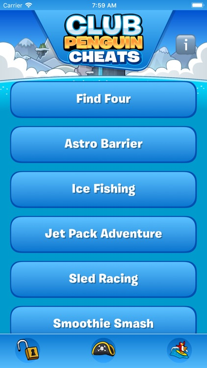 Club Penguin Cheats screenshot-4