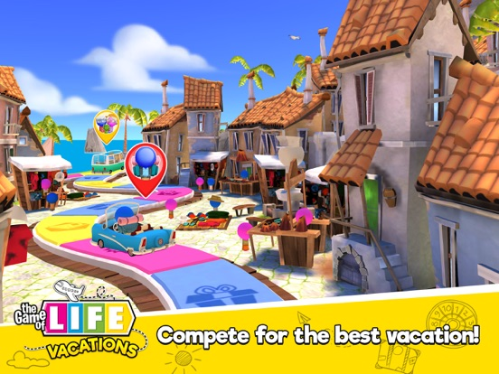 THE GAME OF LIFE Vacations screenshot 4