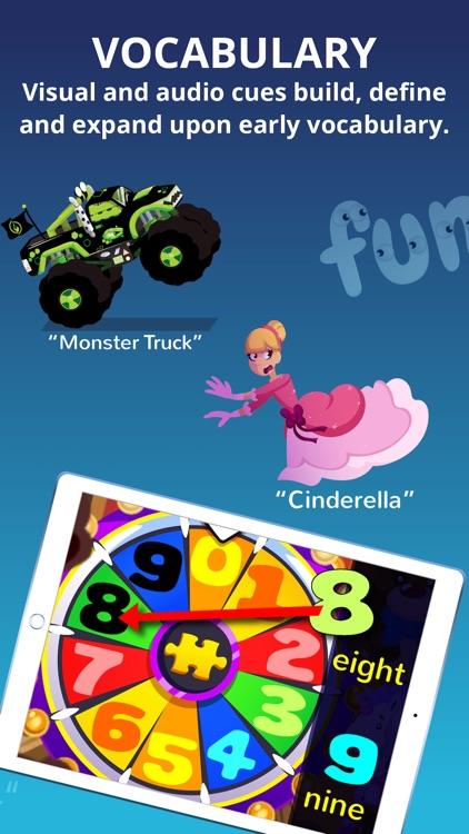 Wonster Words Learning Games screenshot-4