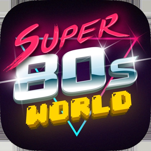 Super 80s World icon
