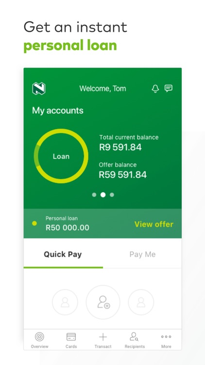 Nedbank Money screenshot-5