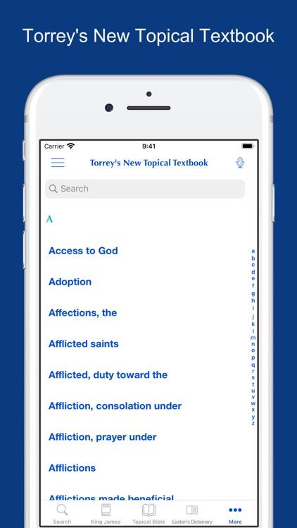 Bible Dictionaries and Books screenshot-7