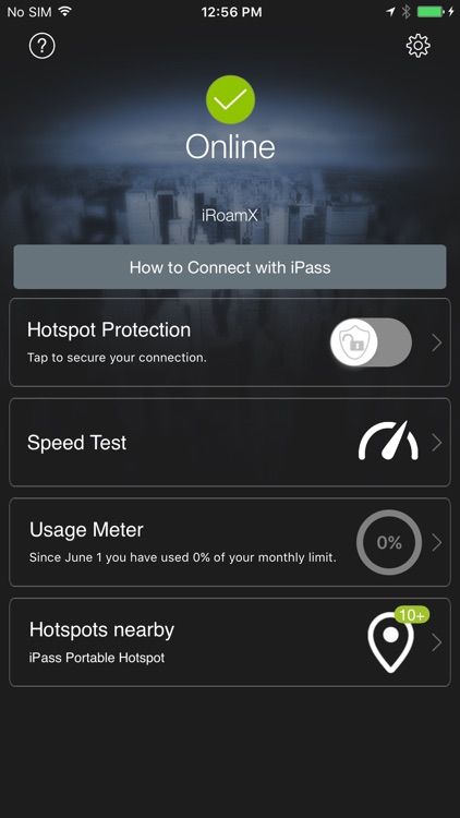 iPass SmartConnect™