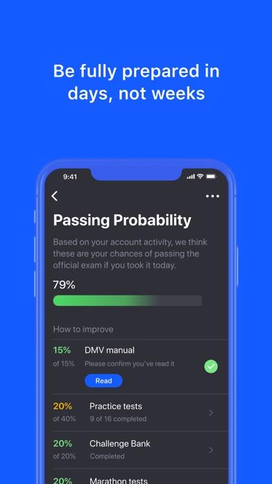 Dmv Permit Practice Test Genie review screenshots