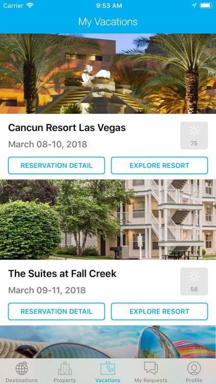Diamond Resorts™ screenshot-5