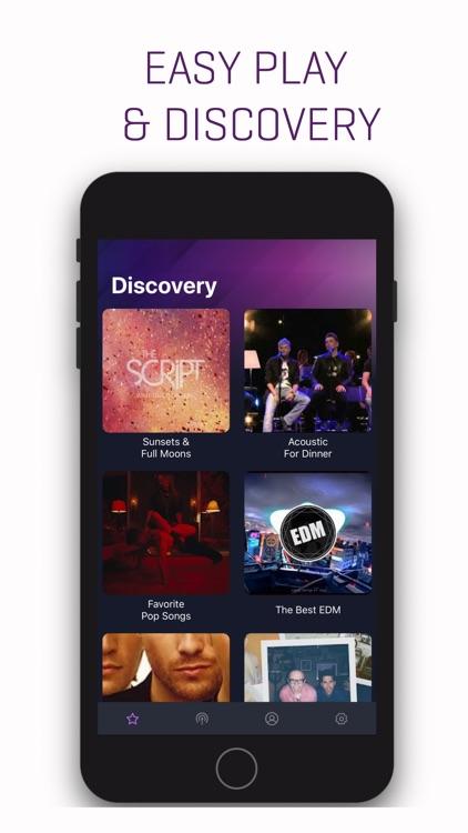 Music Streaming - Music Player
