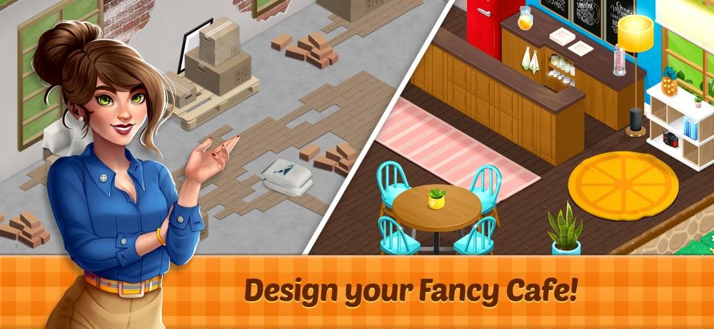 Fancy Cafe – Restaurant Games Cheat Codes