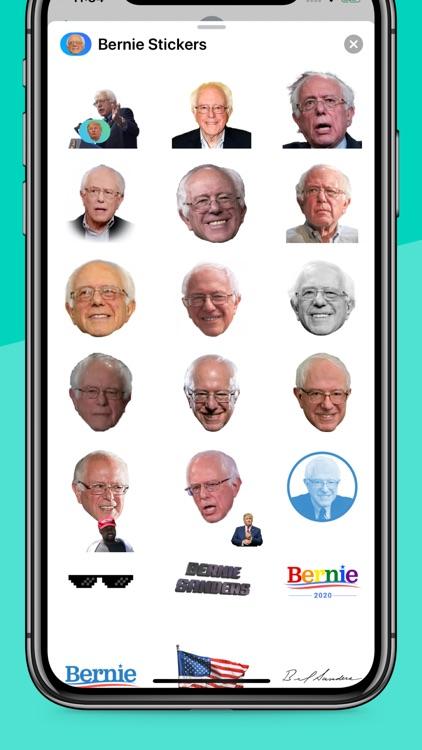 Bernie Sanders & Berniemoji screenshot-3