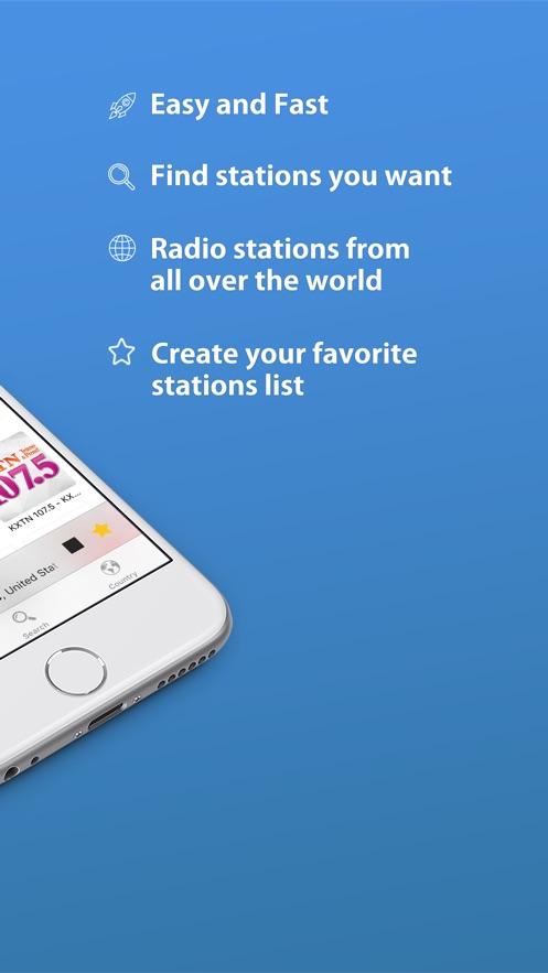 Radio Tuner - Live FM & AM】版本记录- iOS App版本更新记录