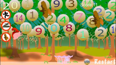 Squirrel Letter Number Shape Screenshots