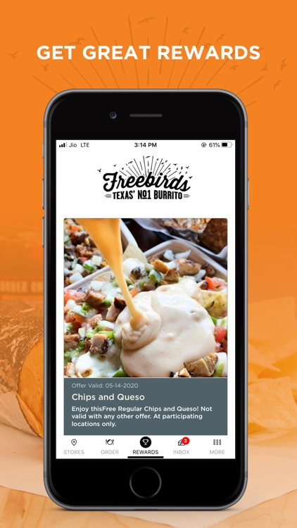 Freebirds Restaurant screenshot-3