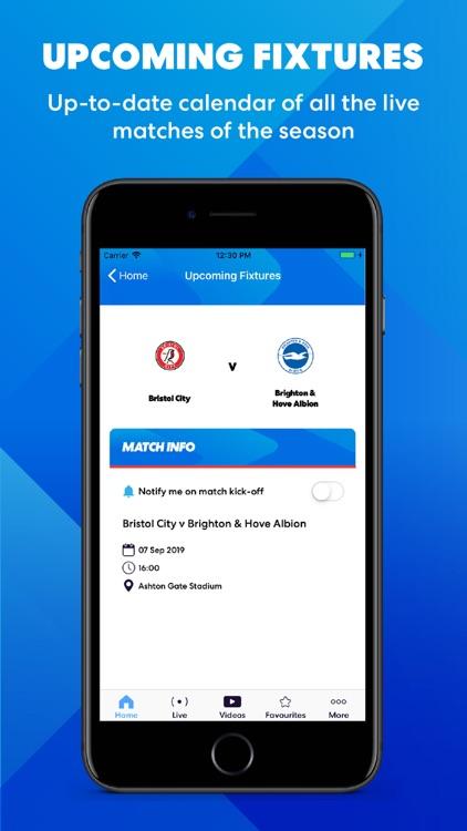 The FA Player screenshot-4
