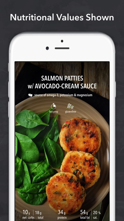Keto diet & Ketogenic recipes screenshot-7